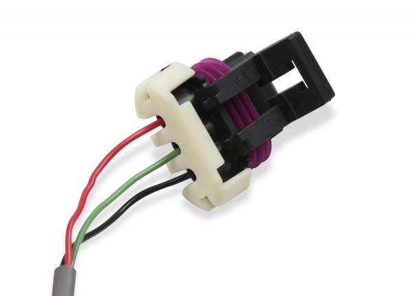 Hall Pickup w/LED Ind.; Cam Sync Plugs