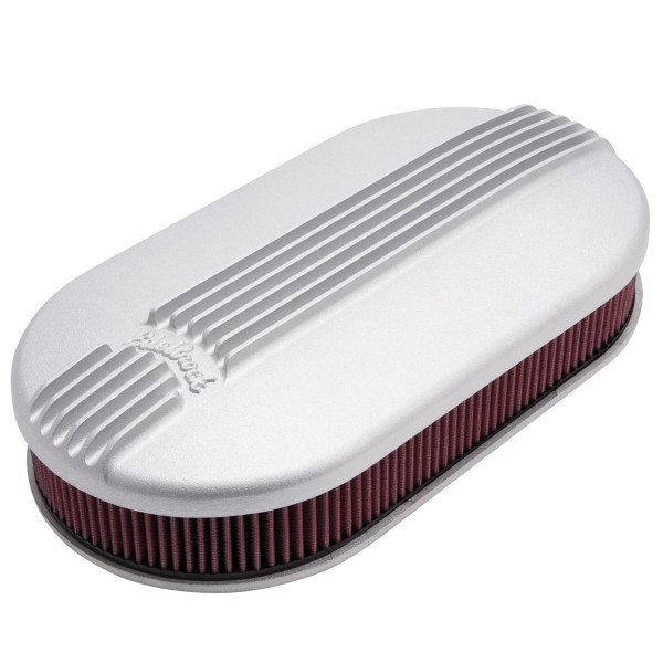 Oval Air Cleaner, Classic Series, Dual-Quad