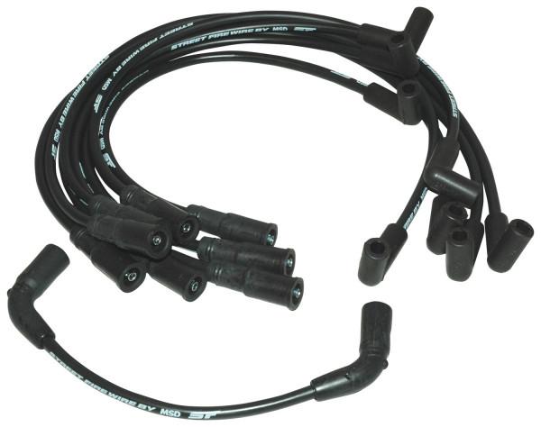Street Fire Wireset, Chevrolet Vortech 4.3L, 96-04