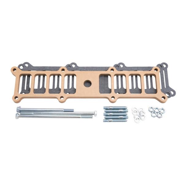 Intake Manifold Spacer, Ford 5.0L Performer RPM EFI, For Edelbrock #7123