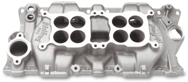 C-26 Dual-Quad Manifold, Chevrolet Small Block, 55-86