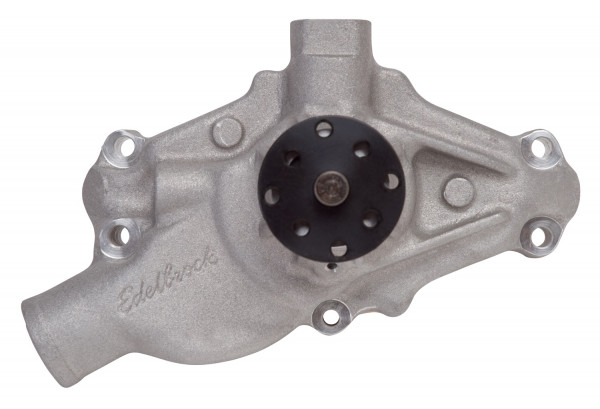 Water Pump, High-Performance, Small Block Chevrolet, Short Style, Reverse