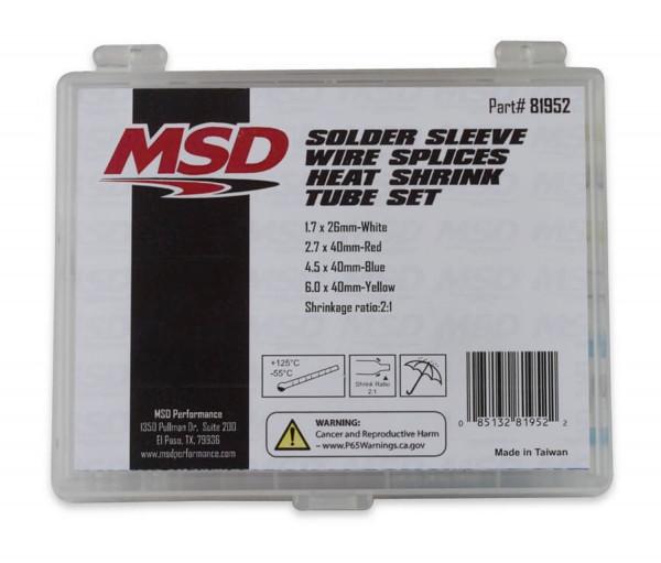 MSD Solder Sleeve Wire Splice Kit