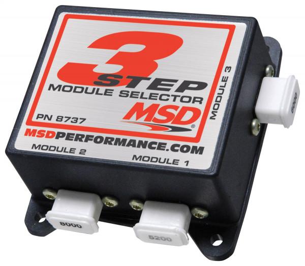 Module Selector, Three Step