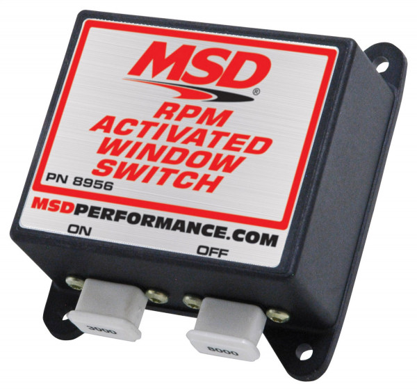 Window, RPM Activated Switch, MSD