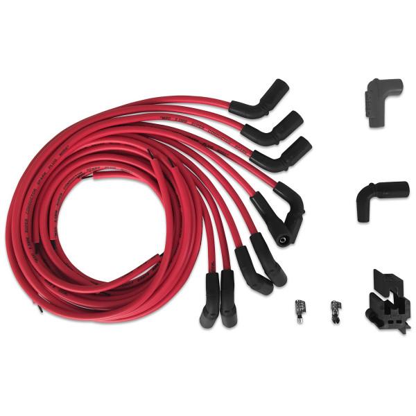 Super Conductor Wiresets, Universal Chevrolet LT1, 90° Plug