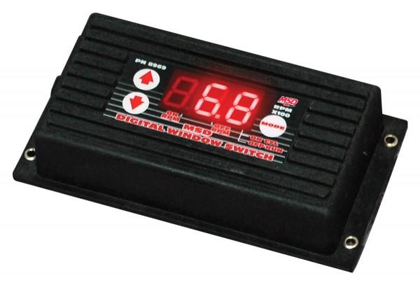 RPM Window Switch with Tach, Digital