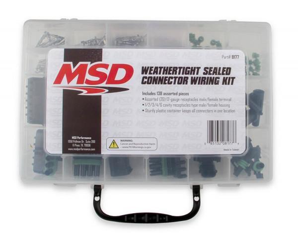 MSD Weathertight Connector Kit