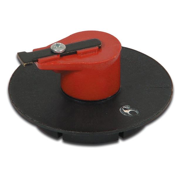 Mallory Rotor/Shutter Wheel, 6Cyl, Unil