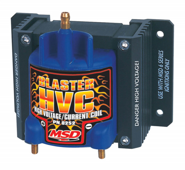 Coil, Blaster HVC, works with MSD 6 Series Units