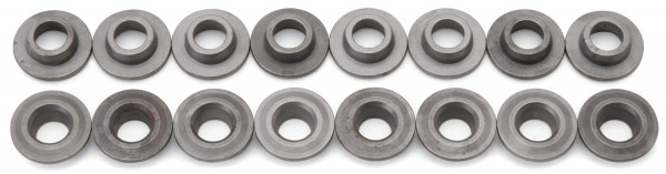 Valve Spring Retainers, Steel, Set of 16