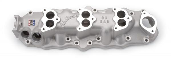 Flathead Triple Deuce Manifold, Ford Flathead, 49-53