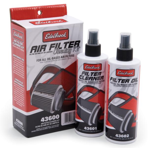 43600 Edelbrock Air Filter Cleaning Kit