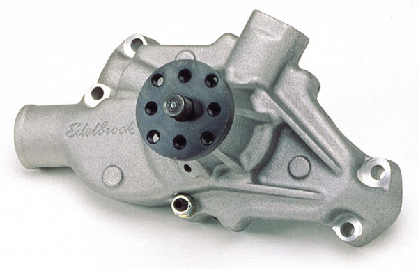 Water Pump, High-Performance, Chevrolet Small Block, Short Style