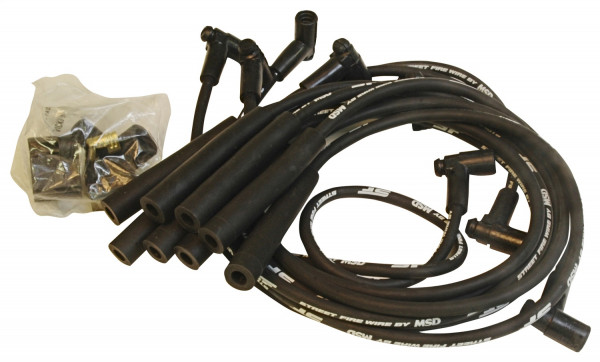 Street Fire Wireset, Chevrolet 366-454 77-87, HEI