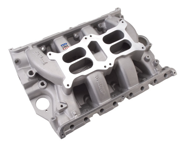 Performer RPM Air-Gap Dual-Quad Manifold, Ford FE 390-428