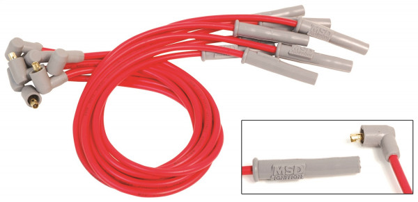 Super Conductor Wiresets, Ford 351W, 351C-460, FE 65-76 Socket