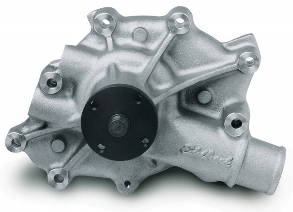 Water Pump, High-Performance, Ford 5.0L 86-93, With Serpentine