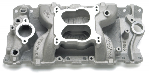 Performer Air-Gap Manifold, Chevrolet Small Block, 55-86