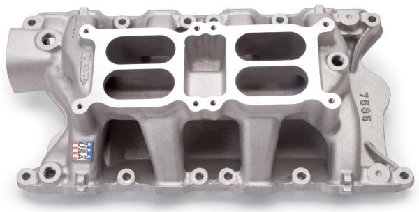 Air Gap Dual-Quad Manifold, Ford 351W