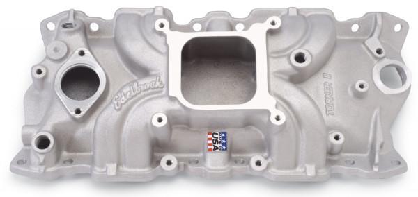Torker II Manifold, Chevrolet Small Block, 55-86