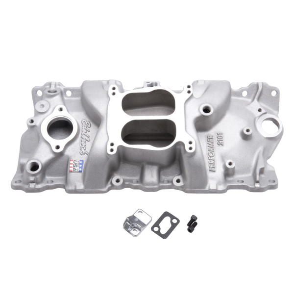 Performer Manifold, Chevrolet Small Block, 55-86, for Corvette
