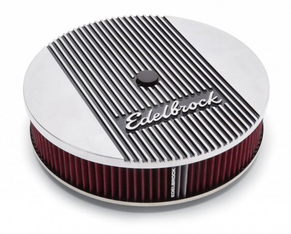 Air Cleaner, Elite 2, 14 Inch, Stock Height