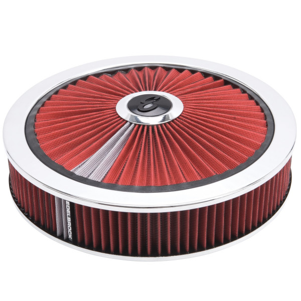 Air Cleaner, Pro-Flo High-Flow Series, 14 Inch