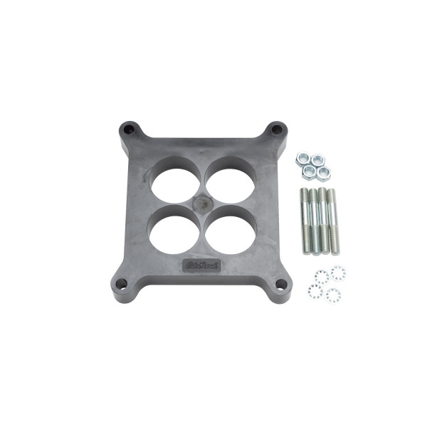 Spacer, 4-Hole, Plastic, 1 Inch