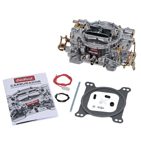 Carburetor, AVS2 Series, 500 CFM, Manual Choke