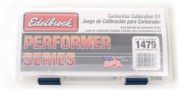 Calibration Kit For Edelbrock 1405