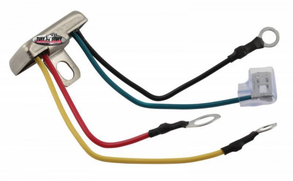 Replacement Alternator Regulators, Chrysler 1-wire altenators