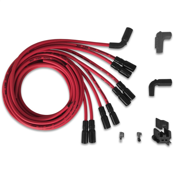 Super Conductor Wiresets, Universal Chevrolet LT1, Straight Plug