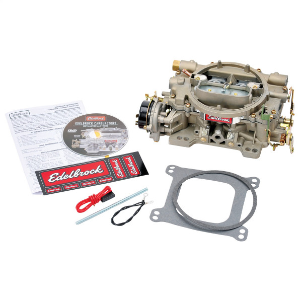 Performer Series Carburetor, Marine, 600 CFM