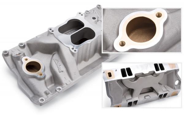 Marine Performer RPM Intake Manifold, Chevrolet Big Block