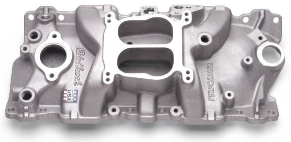Performer Manifold, Chevrolet Small Block, 55-86, EGR