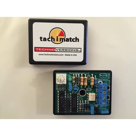 TachMatch, Tachometer matcher