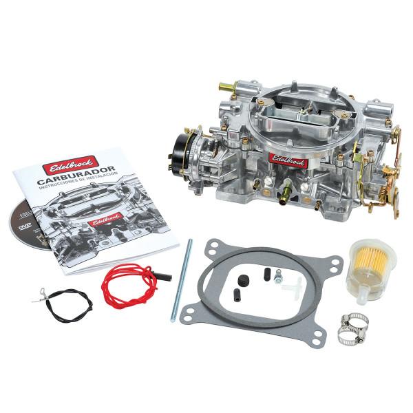 Carburetor, Performer Series, 600 CFM, Electric Choke