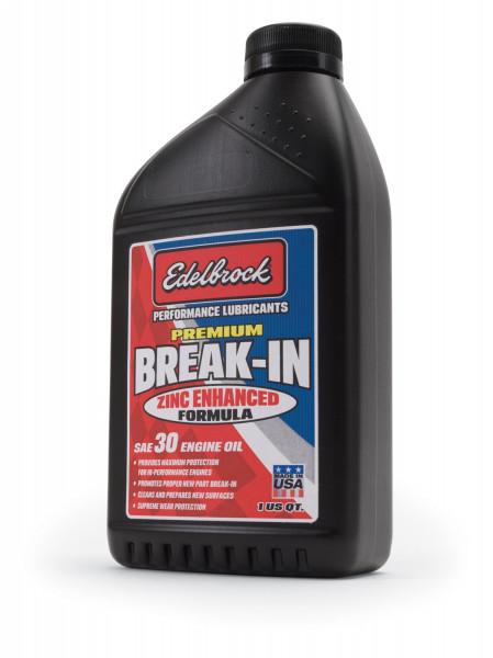 SAE 30 Break in Oil