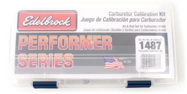 Calibration Kit For Edelbrock 1406