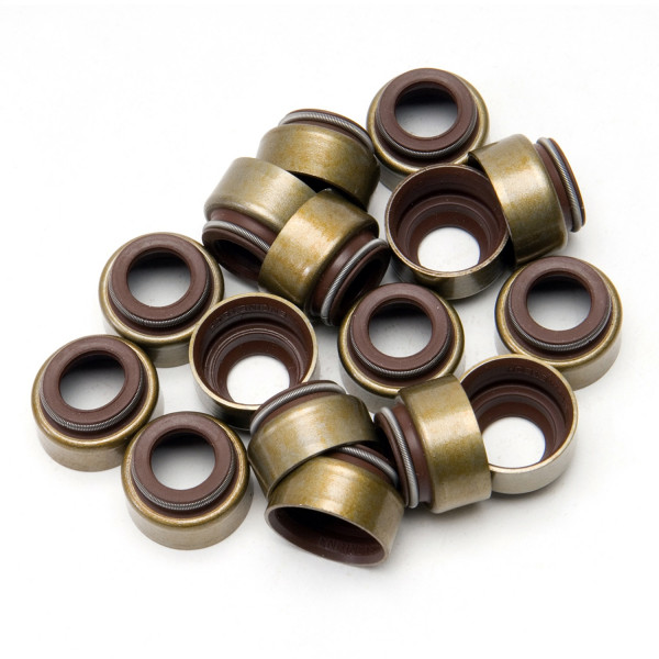 """Valve Seals, 3/8"""" (Ford FE, current production with .562"""" guide o.d.)"""