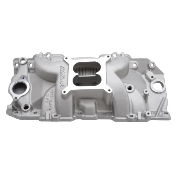 Performer RPM 2-R Manifold, Chevrolet Big Block, Rectangular Port