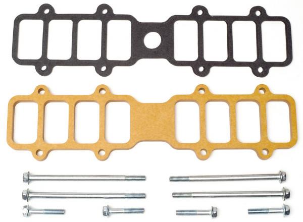 Intake Manifold Spacer, Ford 5.0L Victor EFI, For Edelbrock #2945