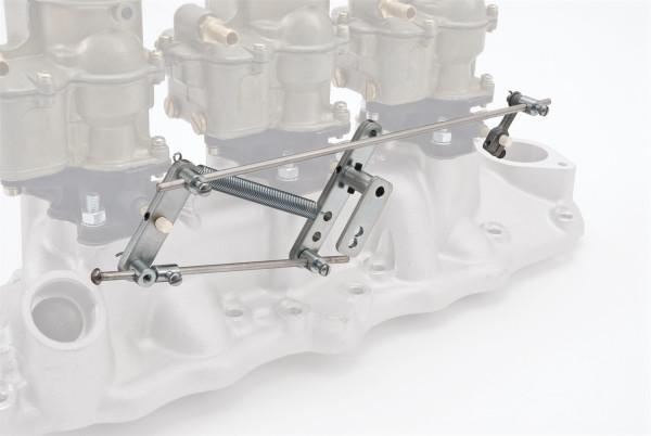 Throttle Linkage Kit, Progressive, 3x2 94 Series