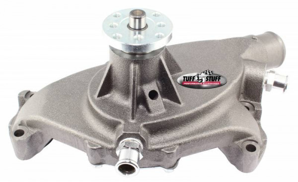 Water Pump, High-Volume, Chevrolet Big Block, Short Style, Cast Iron