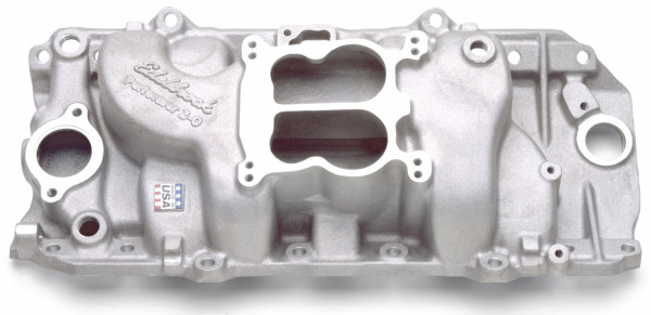 Performer 2-O Manifold, Chevrolet Big Block, Oval Port