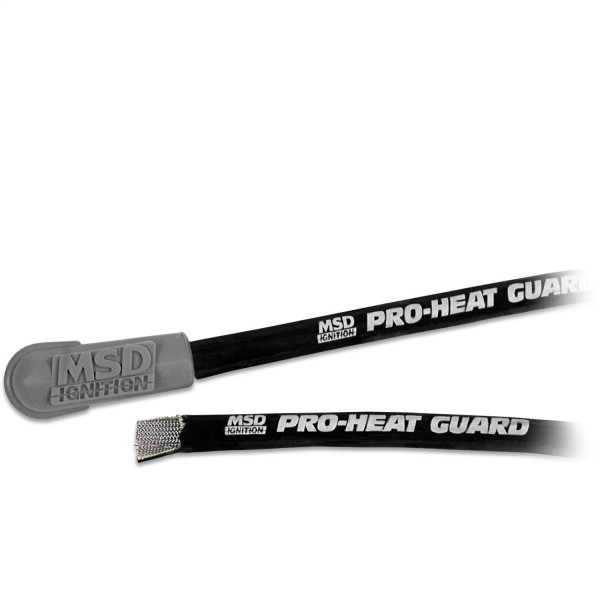 Pro-Heat Guard, High Temp Silicone Sleeve, 25'