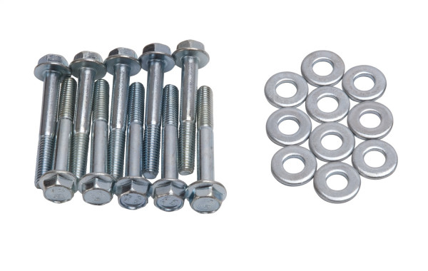 Plated Intake Bolt Kit, Chevrolet LS1, LS2