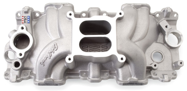 "Performer RPM Manifold, Chevrolet 348/409 ""W"" Big Block, Small Port"