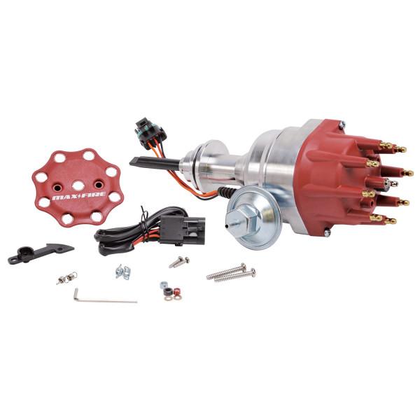 Distributor Max-Fire, Oldsmobile 260-455 V8, Ready-to-Run